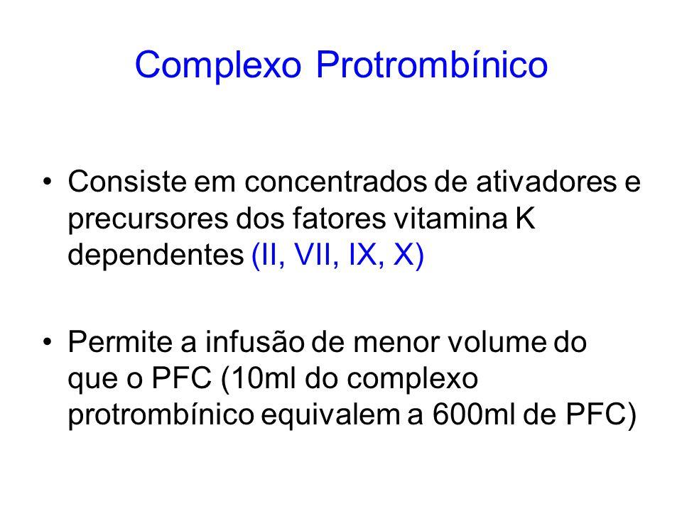 Complexo Protrombínico