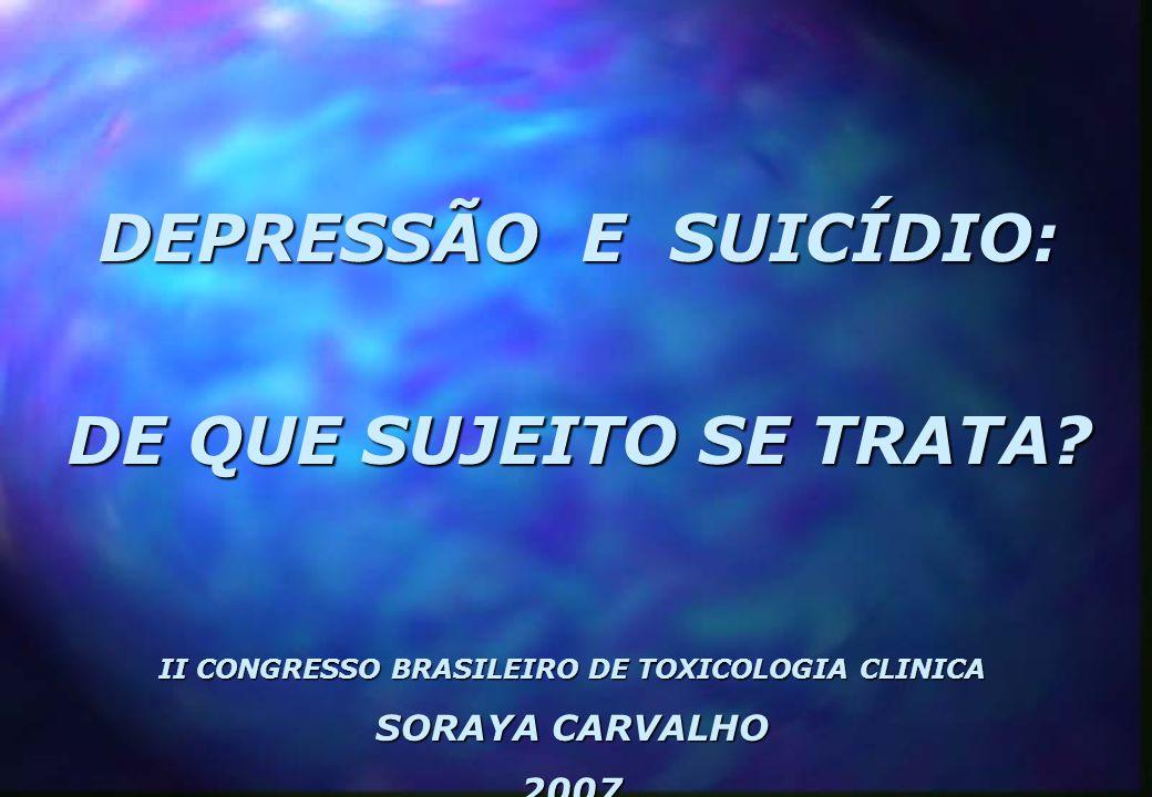 II CONGRESSO BRASILEIRO DE TOXICOLOGIA CLINICA