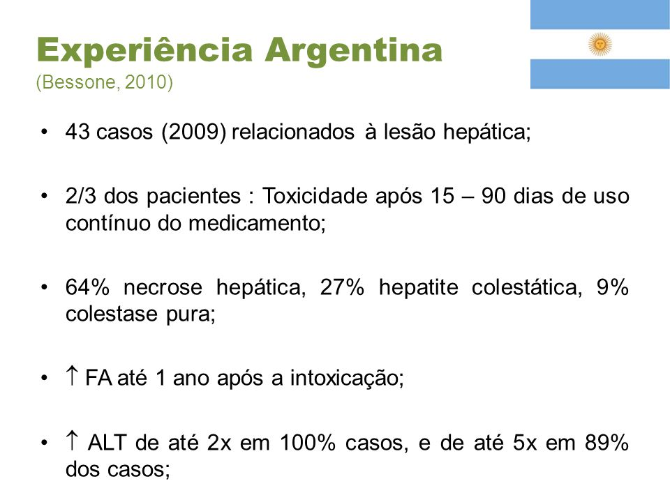 Experiência Argentina (Bessone, 2010)