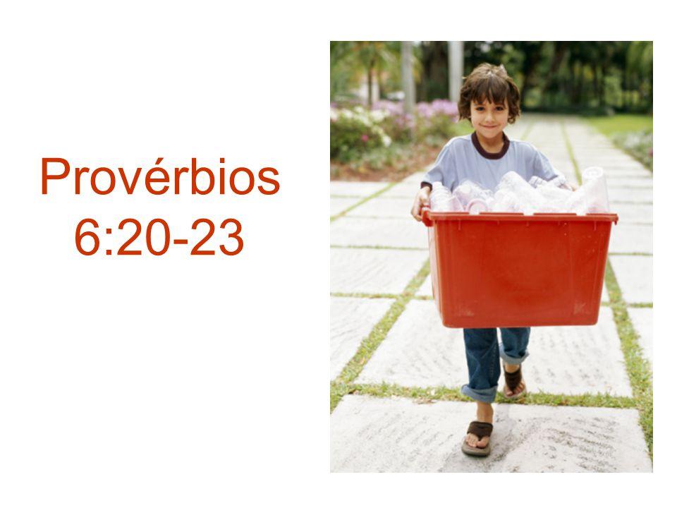 Provérbios 6:20-23