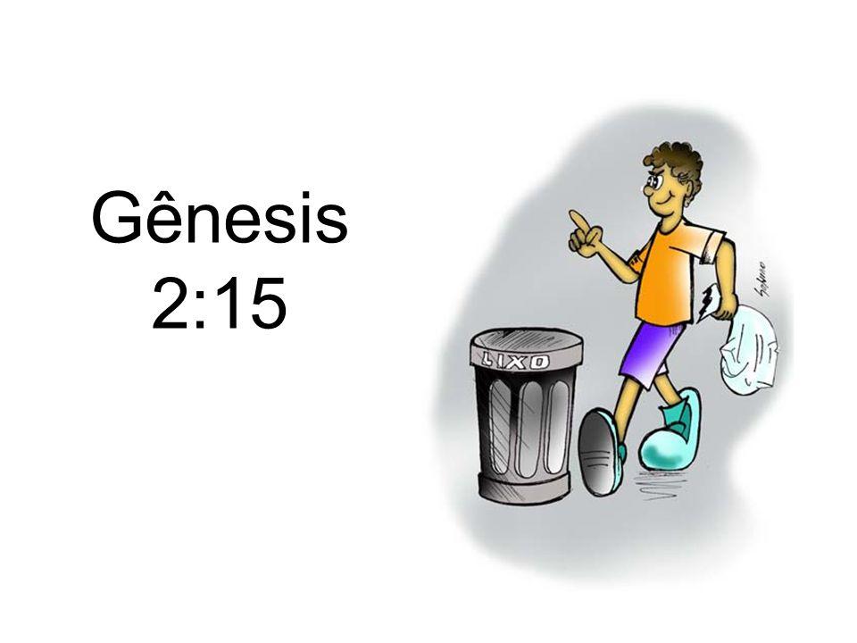 Gênesis 2:15