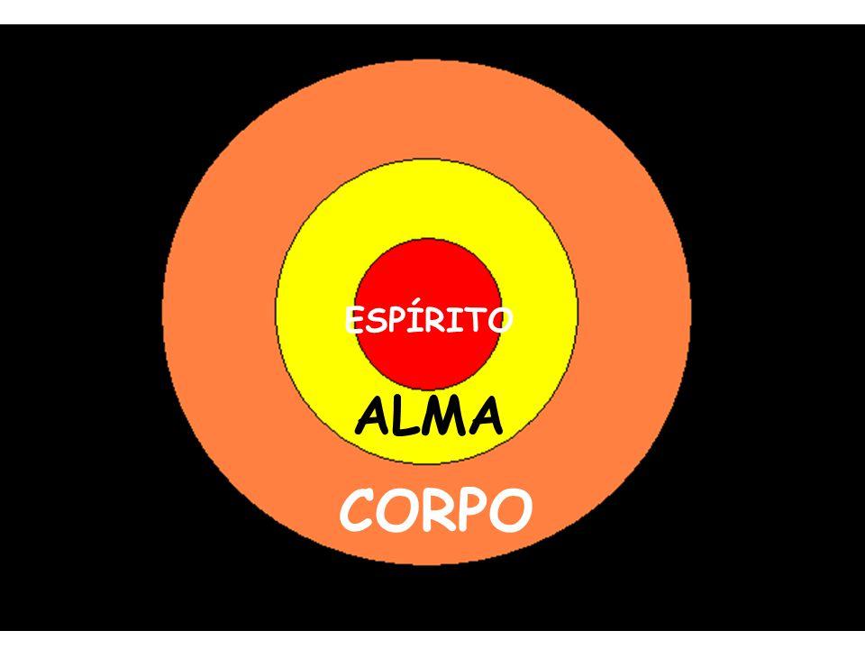 ESPÍRITO ALMA CORPO