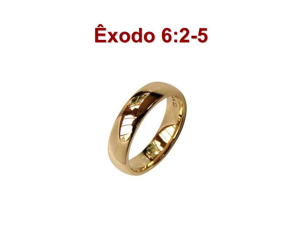 Êxodo 6:2-5