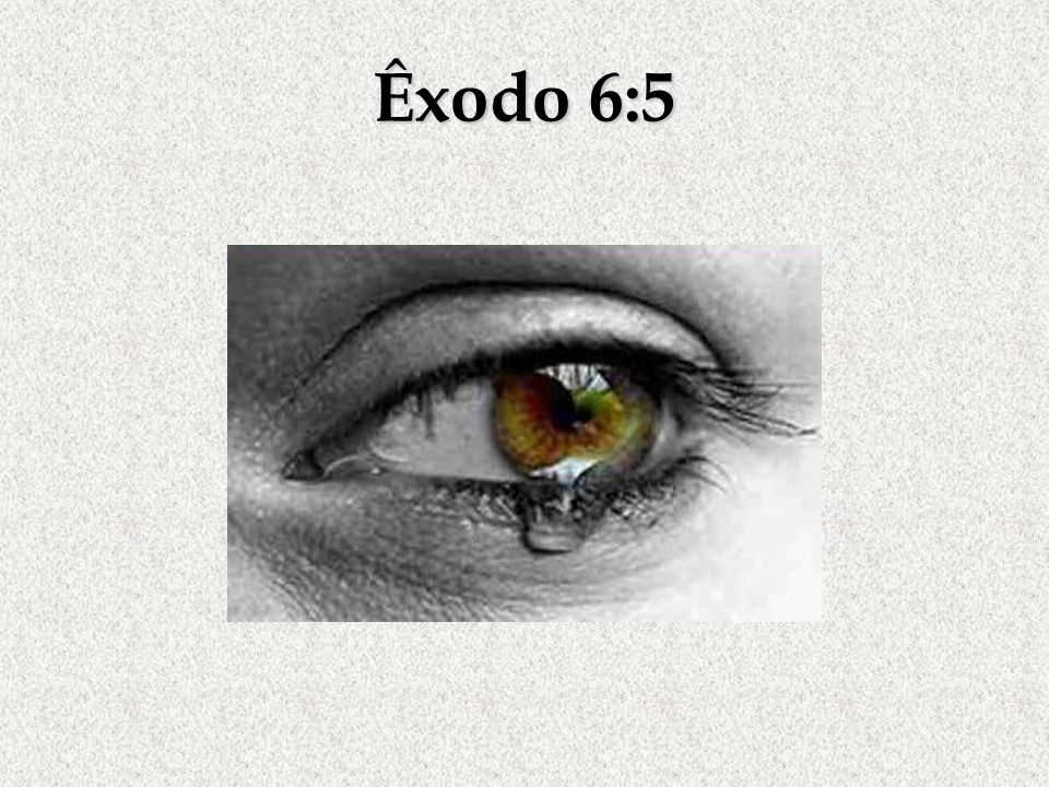 Êxodo 6:5