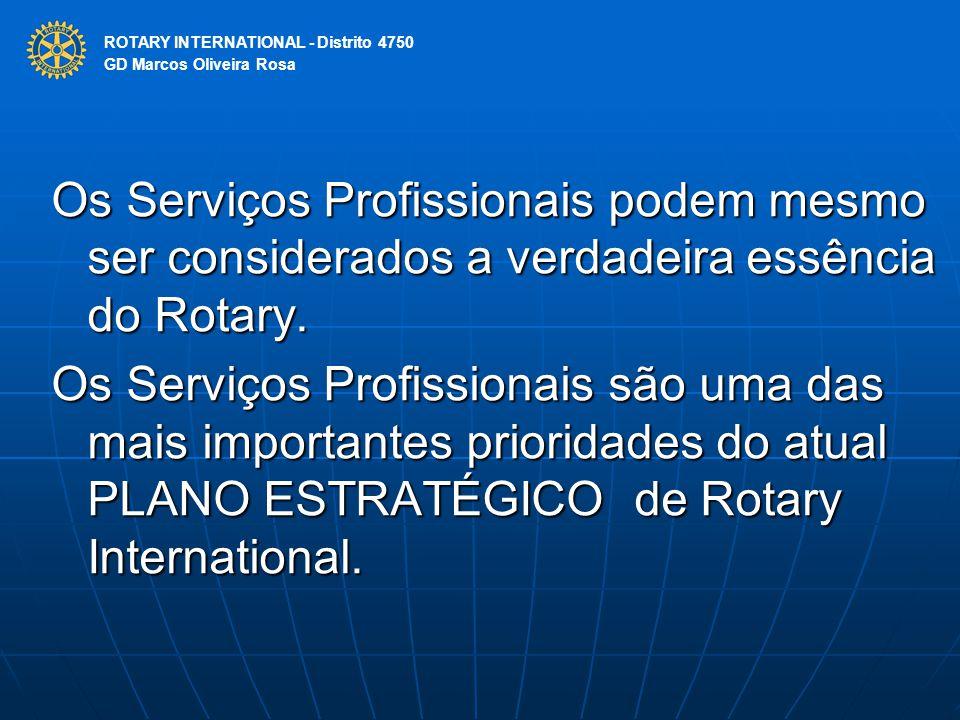 ROTARY INTERNATIONAL - Distrito 4750