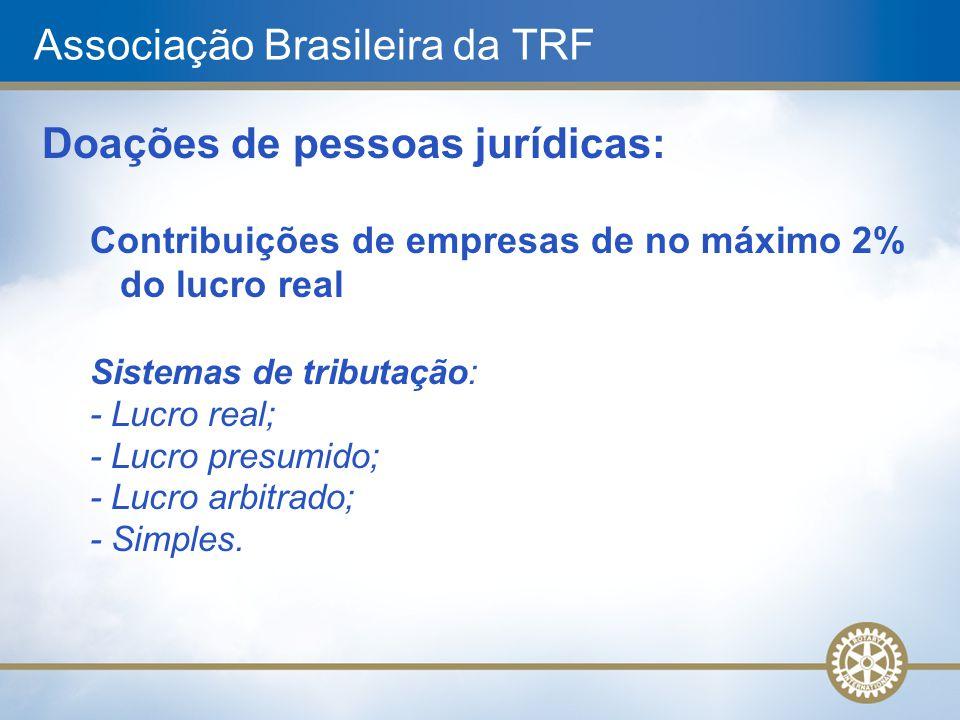 Associação Brasileira da TRF