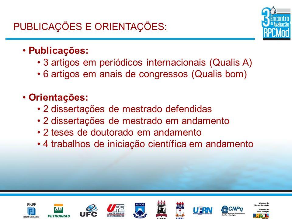 PUBLICAÇÕES E ORIENTAÇÕES: