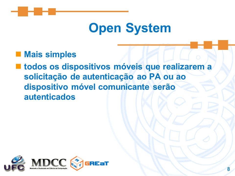 Open System Mais simples