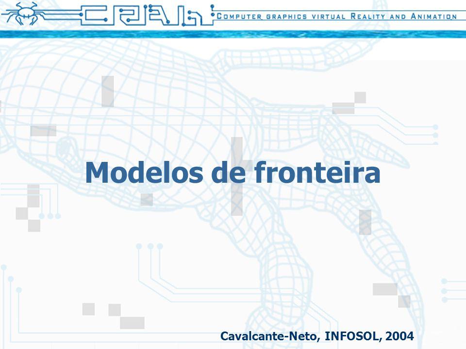 Modelos de fronteira Cavalcante-Neto, INFOSOL, 2004