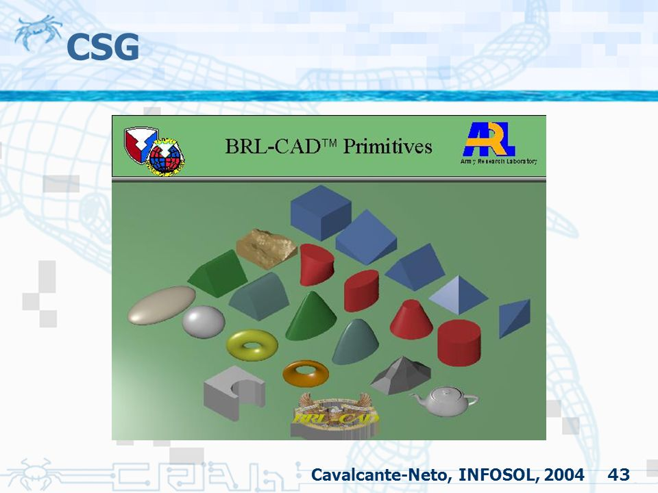 CSG Cavalcante-Neto, INFOSOL, 2004