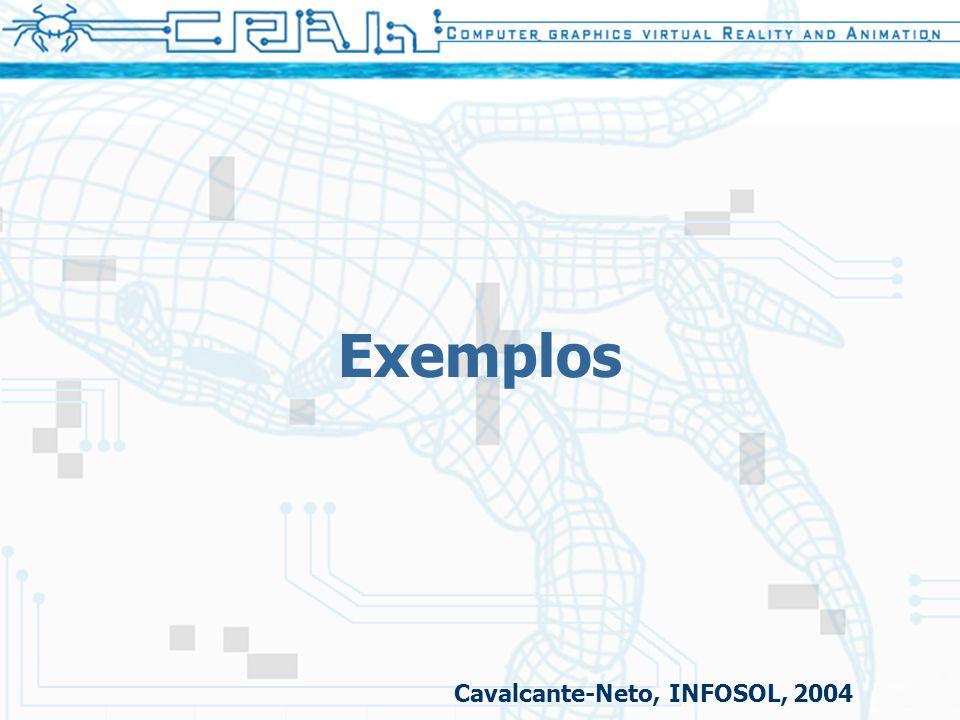 Exemplos Cavalcante-Neto, INFOSOL, 2004