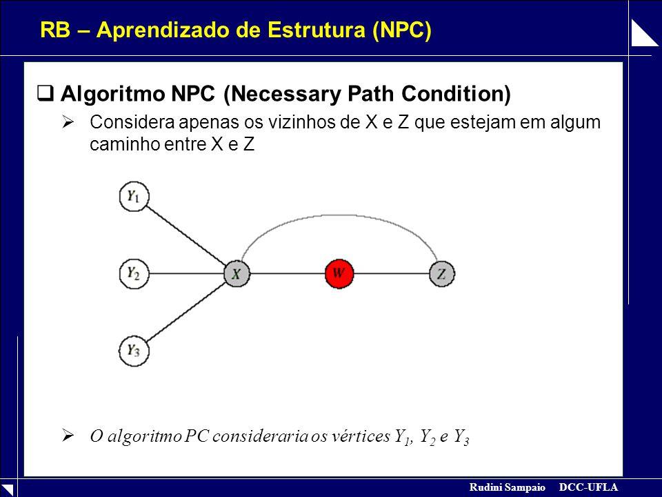 RB – Aprendizado de Estrutura (NPC)