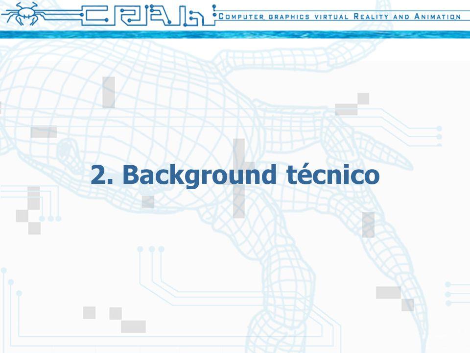 2. Background técnico
