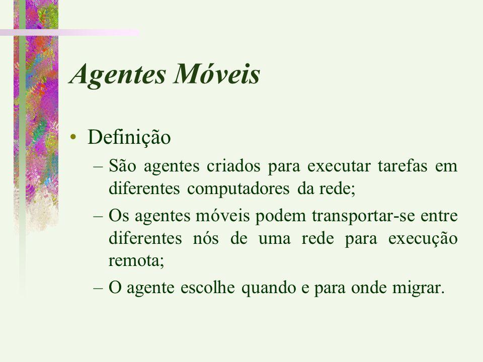 Agentes Móveis Definição