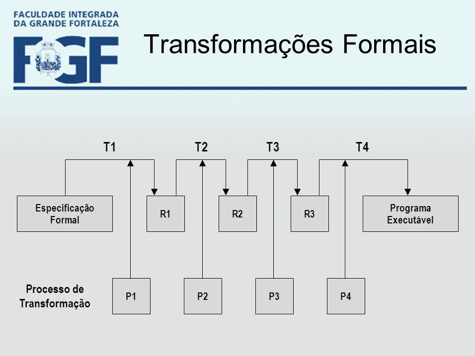 Transformações Formais