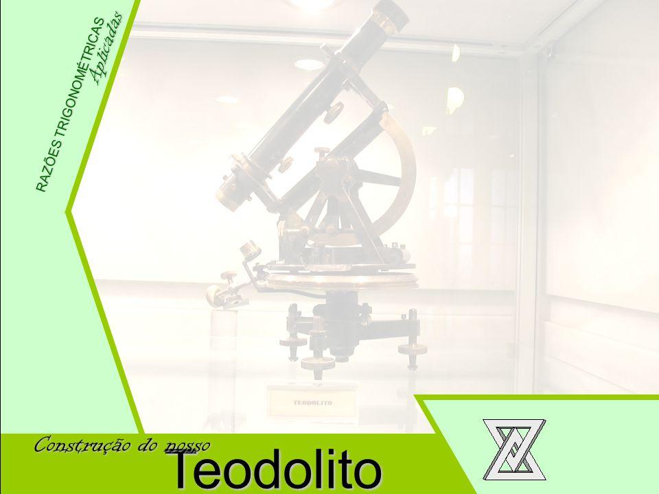 Construção do nosso Teodolito