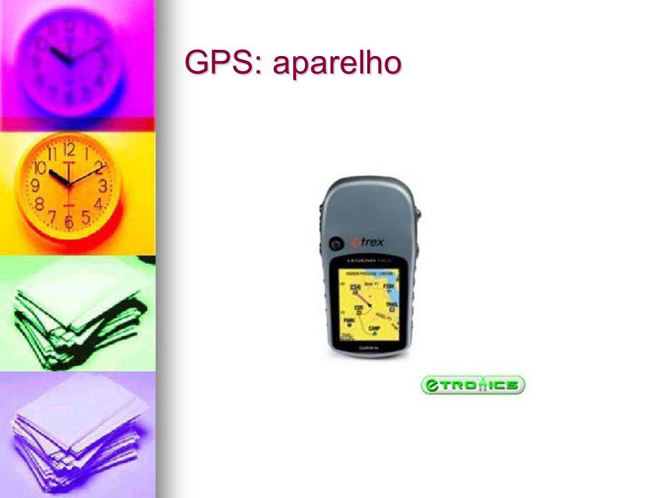 GPS: aparelho