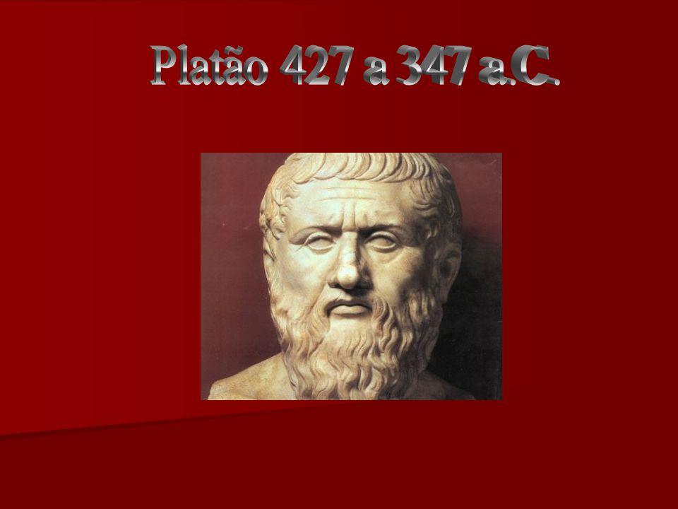 Platão 427 a 347 a.C.