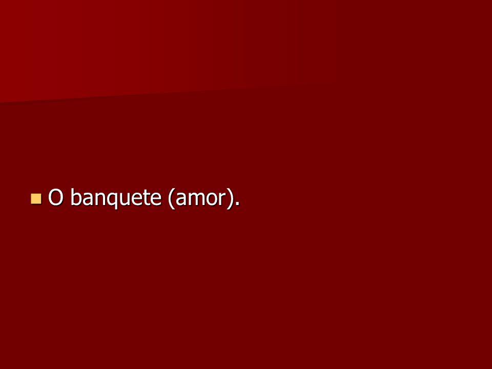 O banquete (amor).