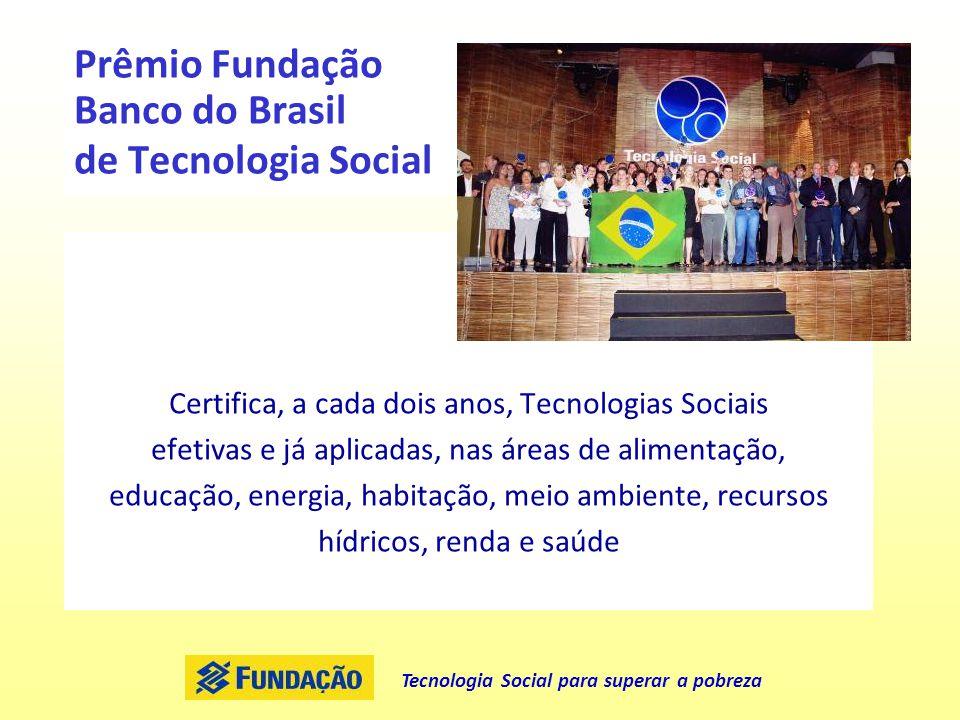 Prêmio Fundação Banco do Brasil de Tecnologia Social