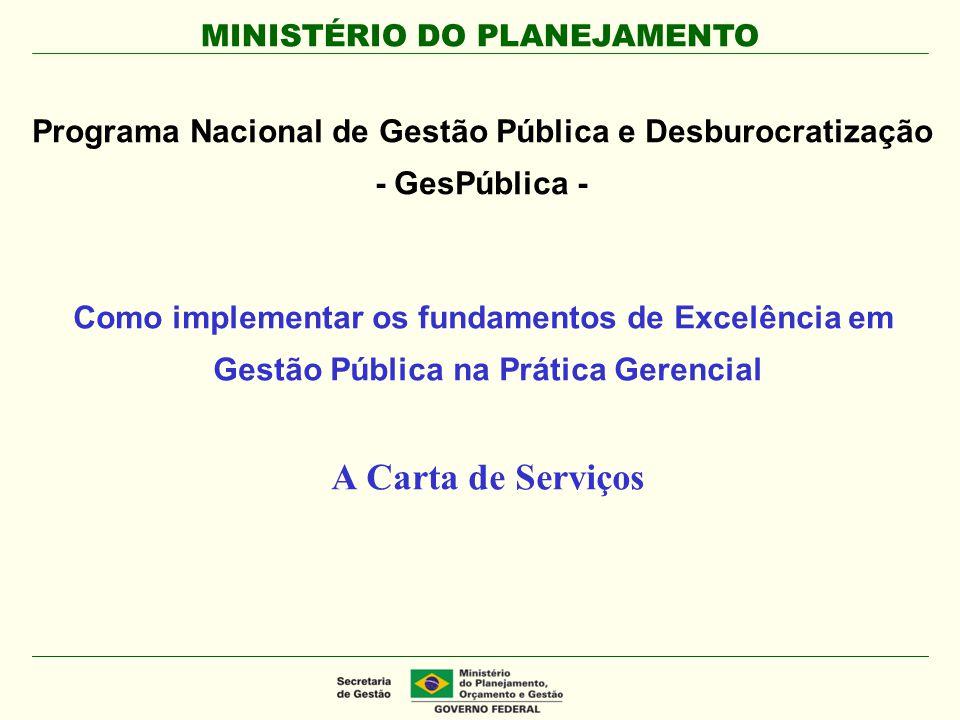 Programa Nacional de Gestão Pública e Desburocratização