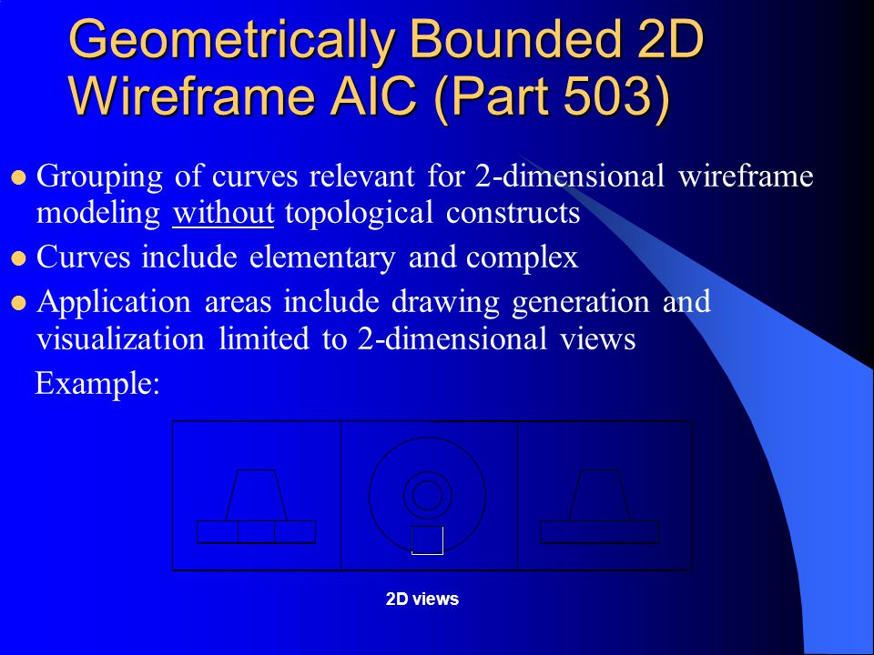 Geometrically Bounded 2D Wireframe AIC (Part 503)