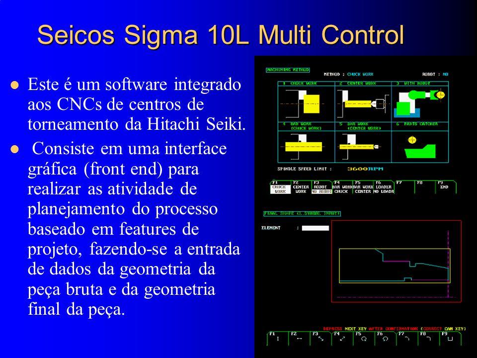 Seicos Sigma 10L Multi Control