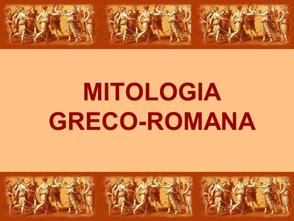 MITOLOGIA GRECO-ROMANA