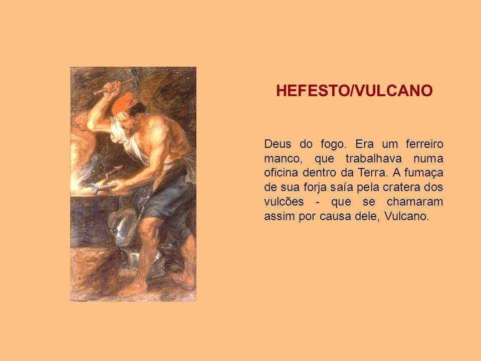 HEFESTO/VULCANO