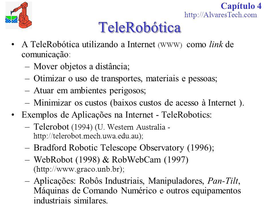 TeleRobótica Capítulo 4