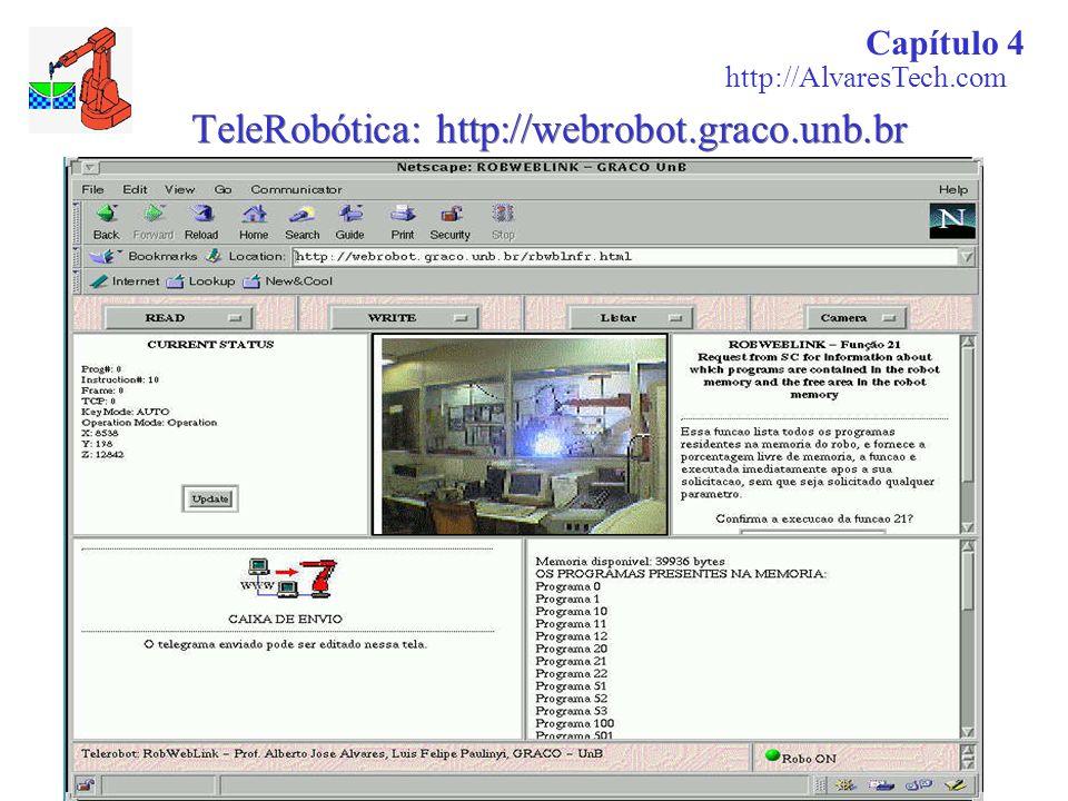 TeleRobótica: http://webrobot.graco.unb.br