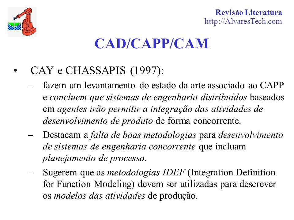 CAD/CAPP/CAM CAY e CHASSAPIS (1997):