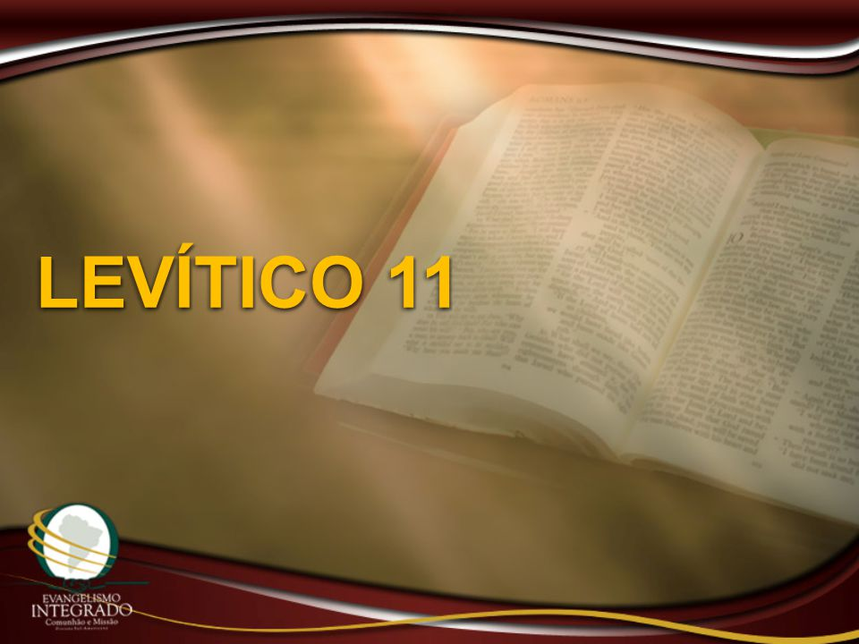 LEVÍTICO 11