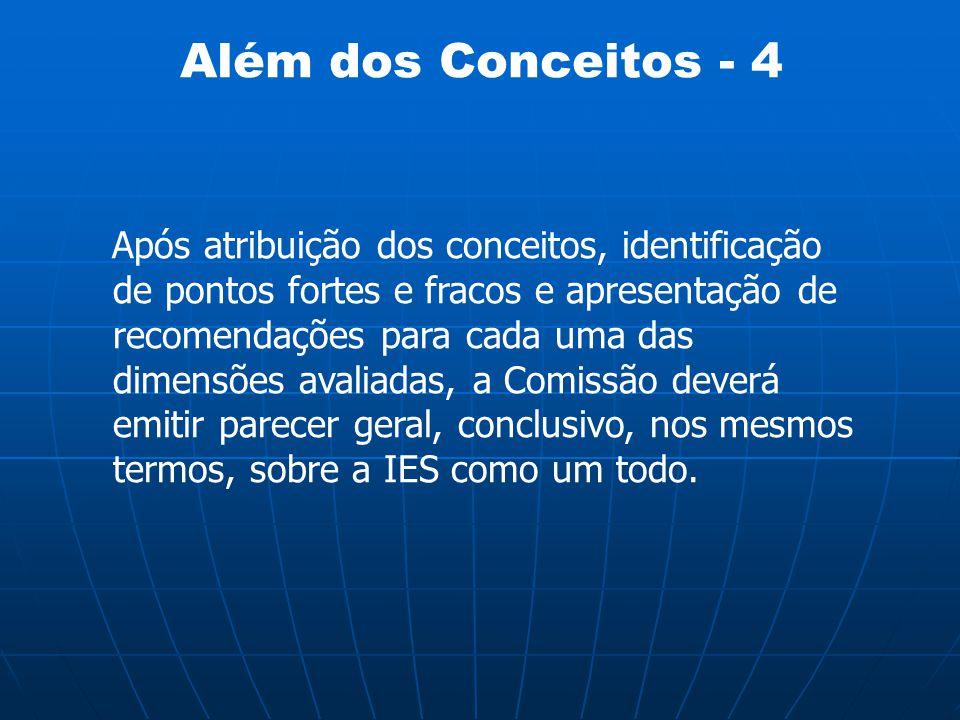 Além dos Conceitos - 4