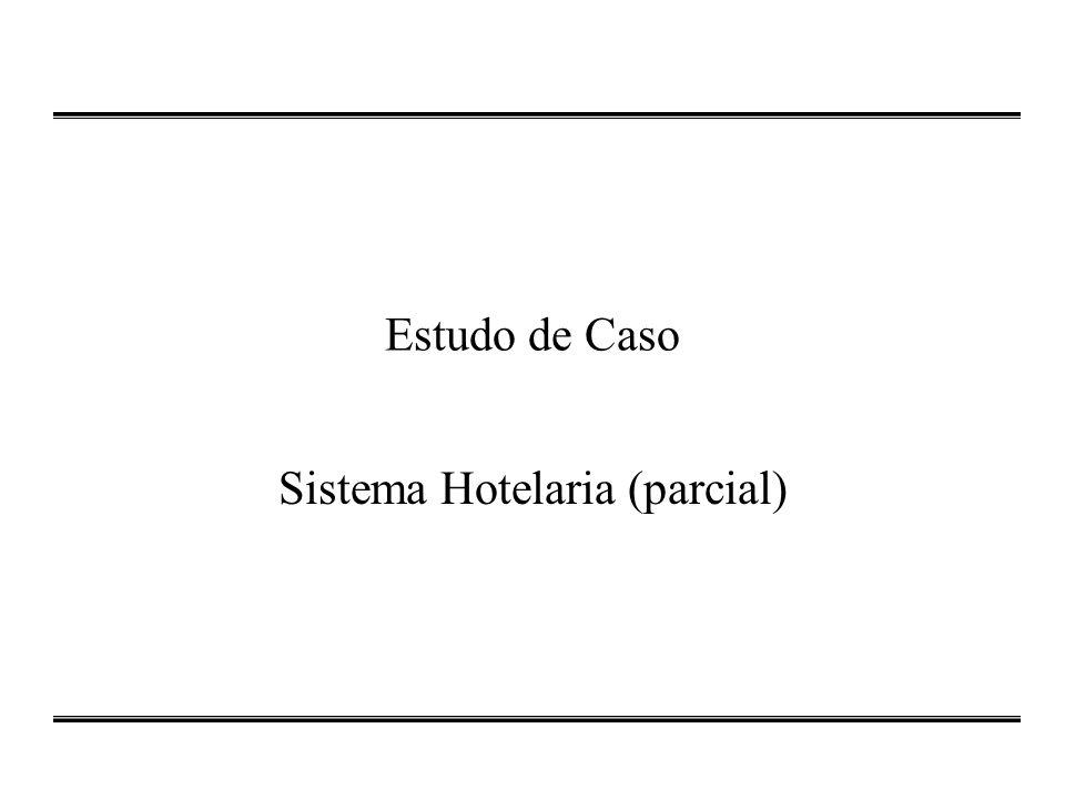 Sistema Hotelaria (parcial)