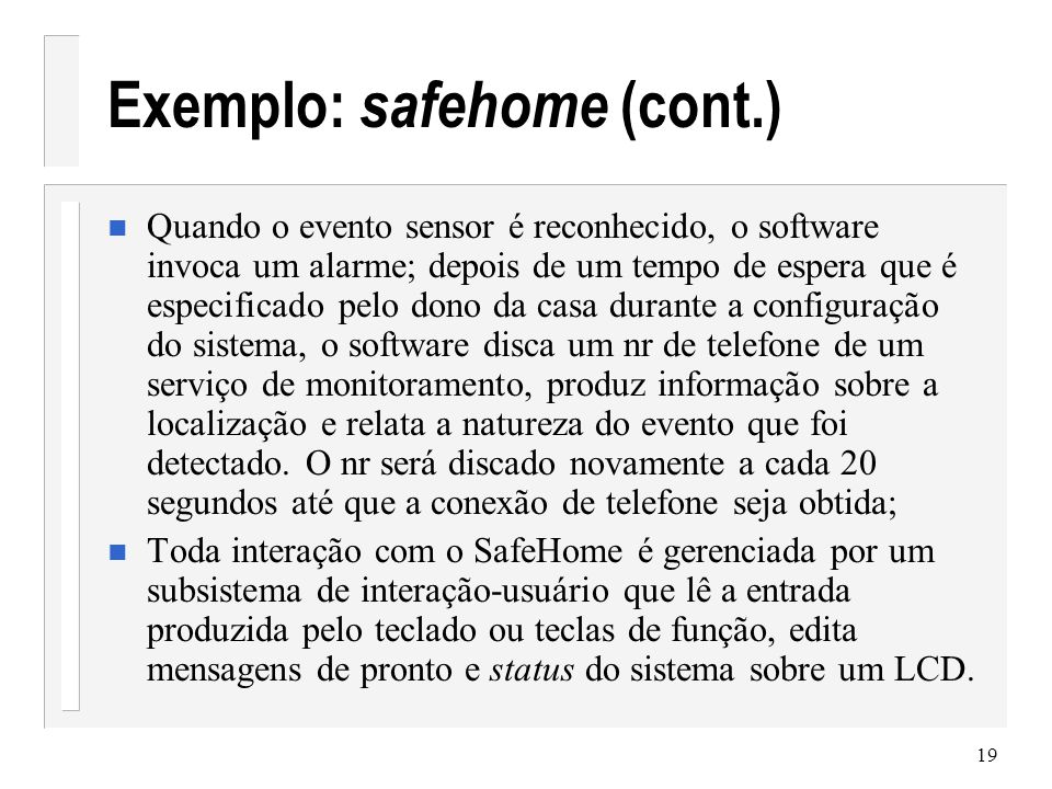 Exemplo: safehome (cont.)