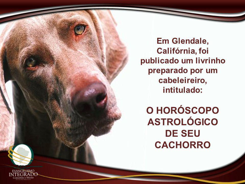 O HORÓSCOPO ASTROLÓGICO DE SEU CACHORRO