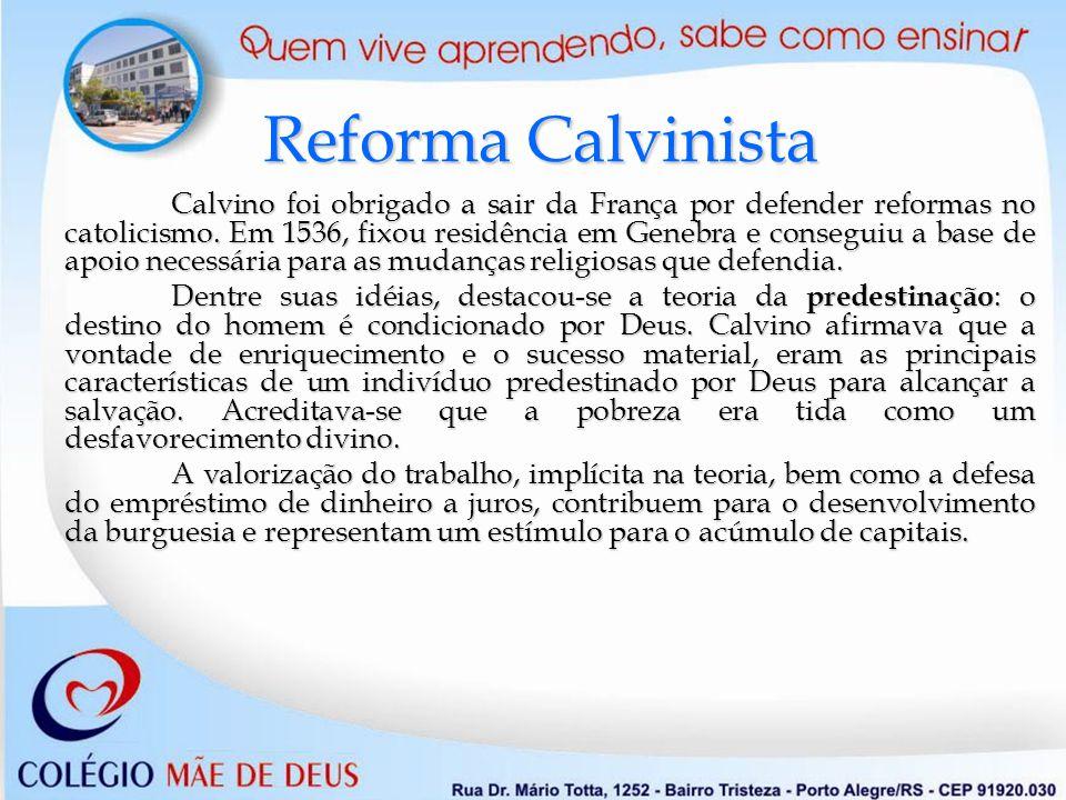Reforma Calvinista