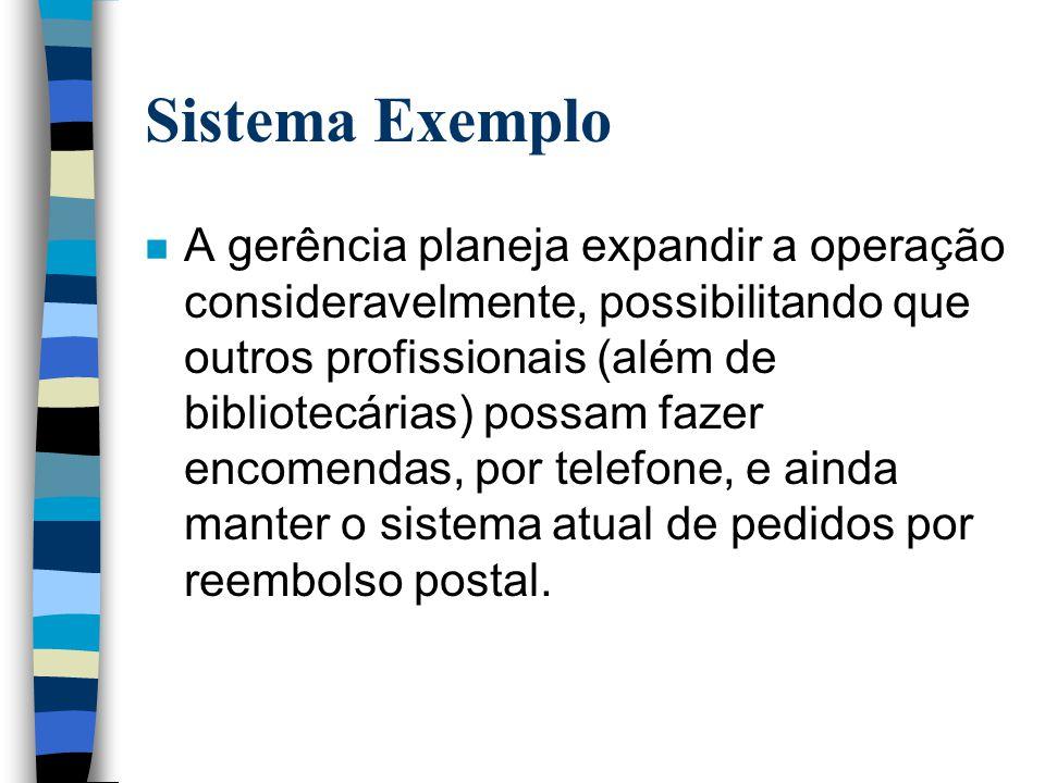 Sistema Exemplo