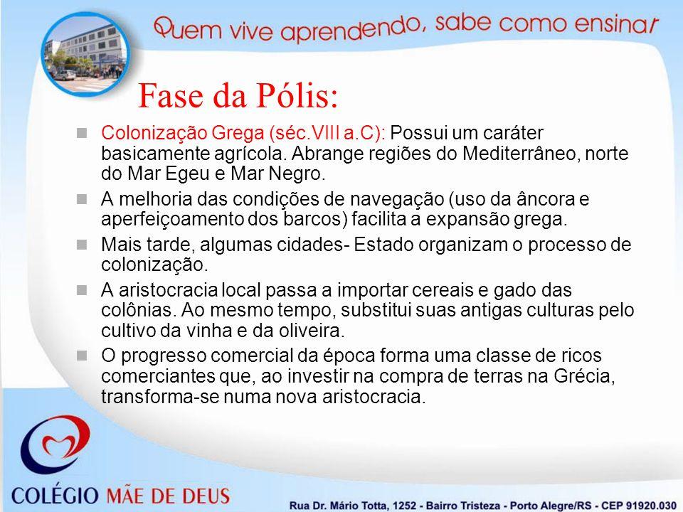 Fase da Pólis: