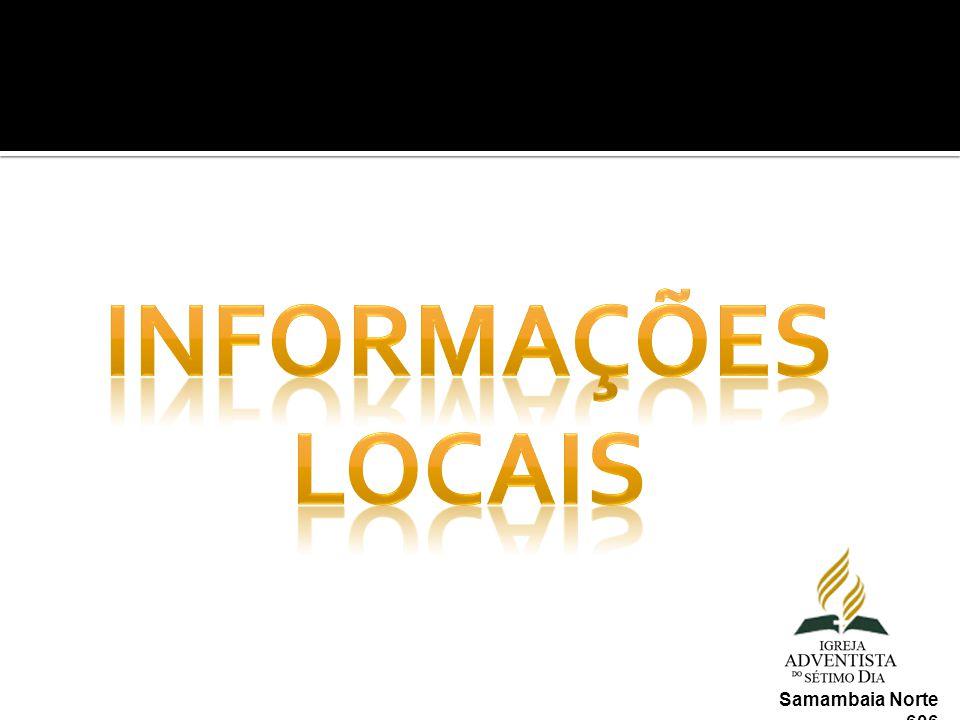 Informações locais Samambaia Norte 606