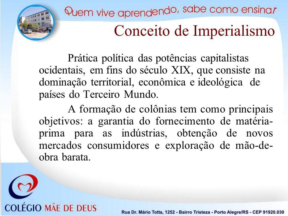Conceito de Imperialismo