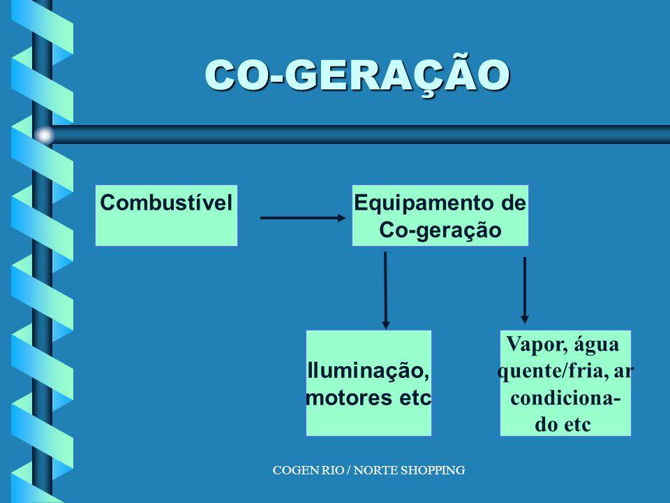 COGEN RIO / NORTE SHOPPING