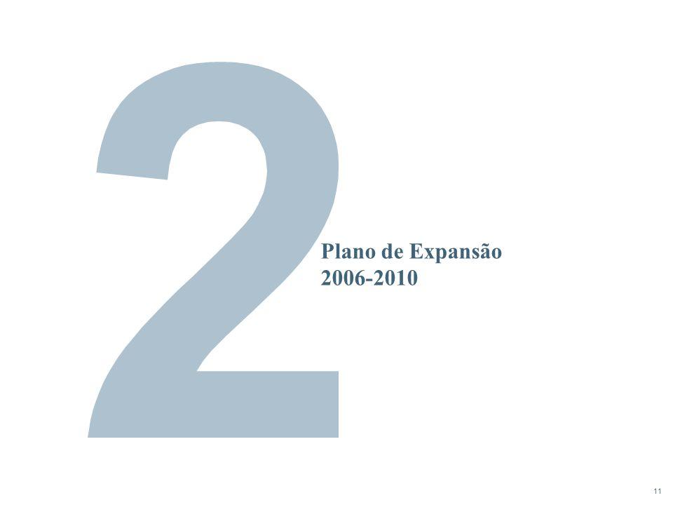 Plano de Expansão 2006-2010