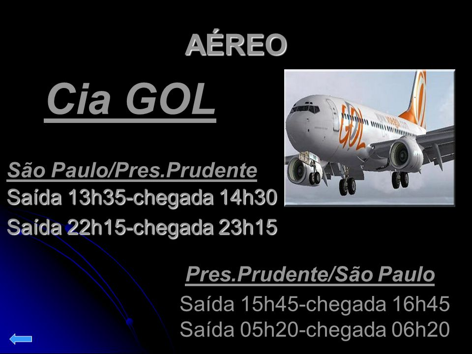 São Paulo/Pres.Prudente
