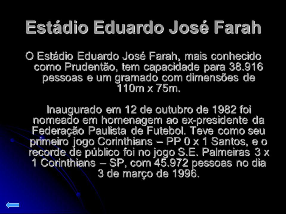 Estádio Eduardo José Farah