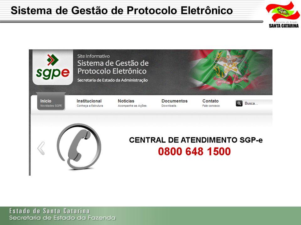 Sistema de Gestão de Protocolo Eletrônico