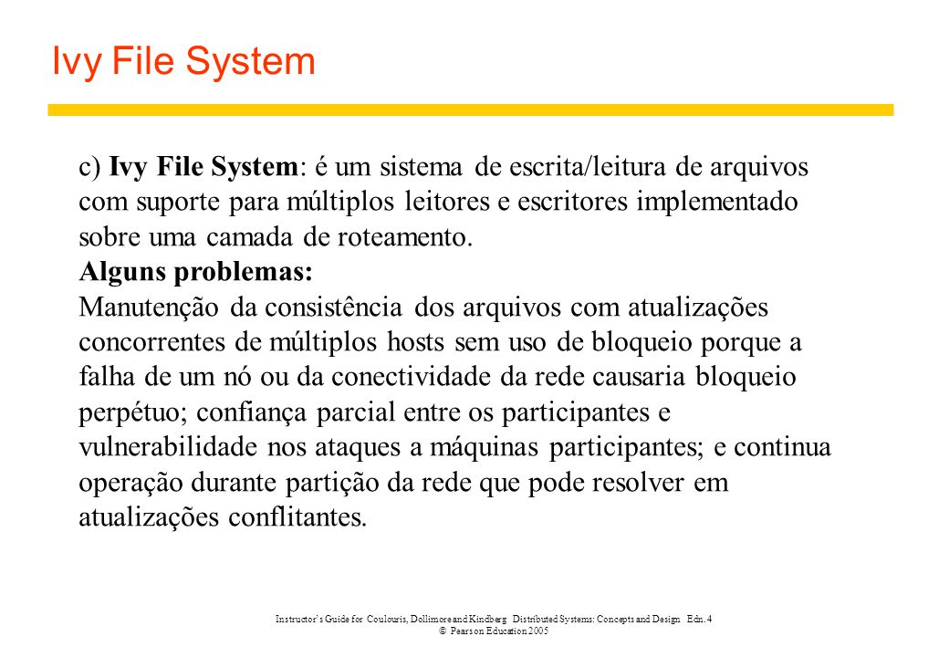 Ivy File System