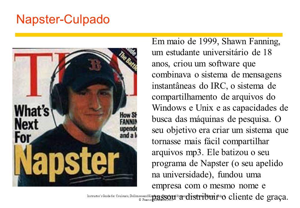 Napster-Culpado