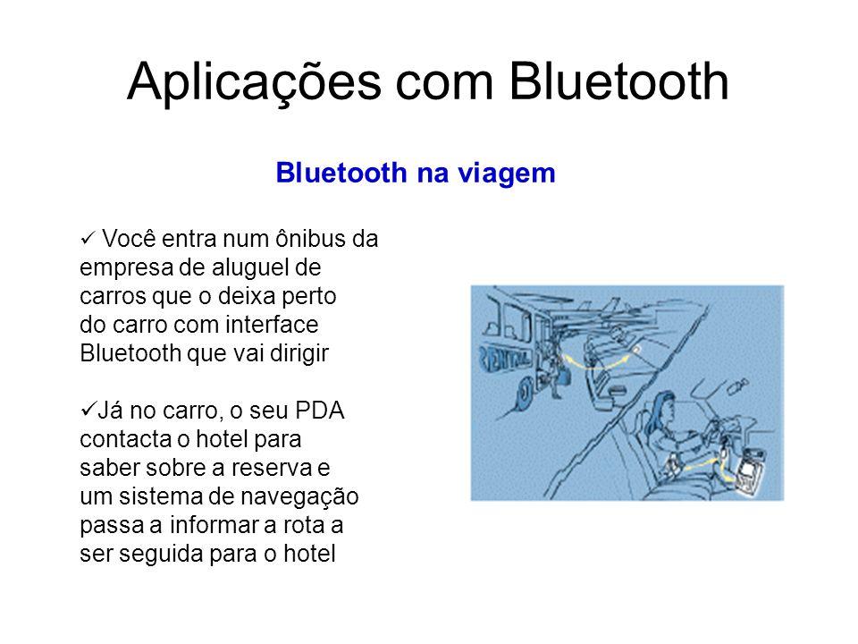 Aplicações com Bluetooth